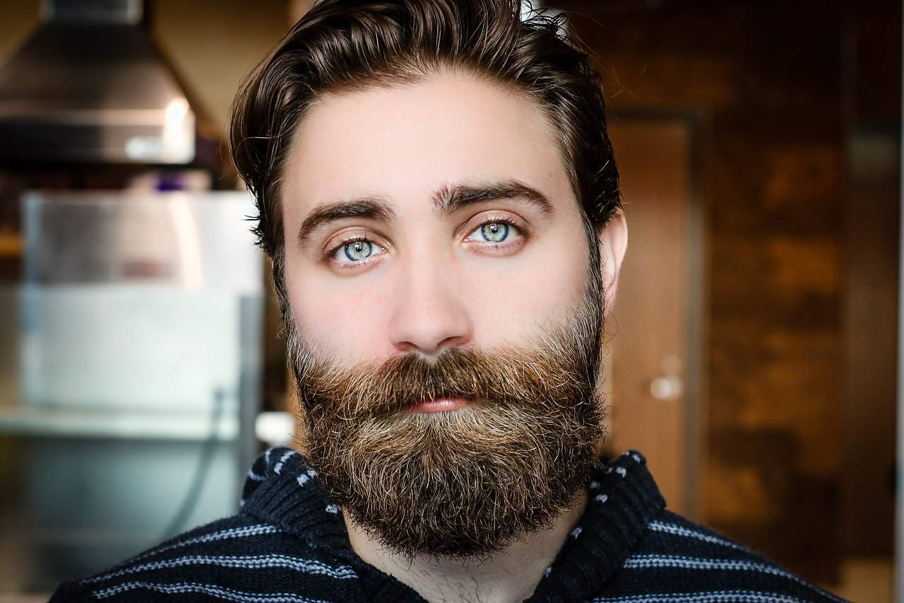 Men's beard styles and what faces they suit